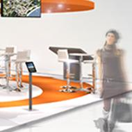 Stand et outils Stradal sur Pollutec 2015