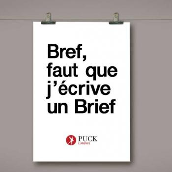 Ecrire un bon brief